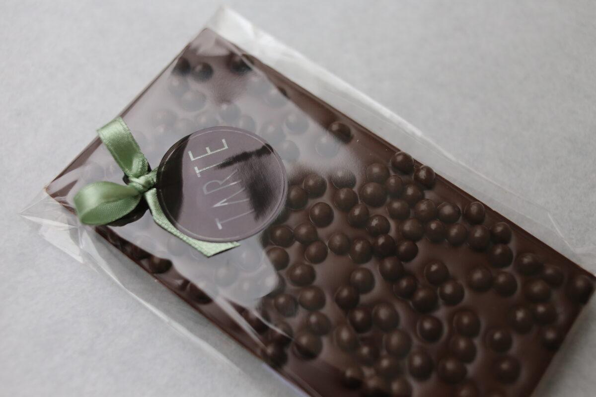 Tumšā šokolāde ar kraukšķiem