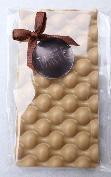 Ar muscovado cukuru karamelizētā šokolāde 35%